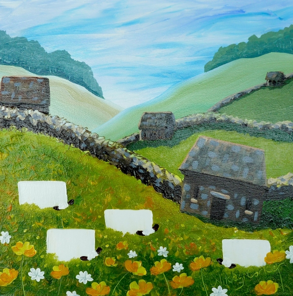 Bothies and Buttercups