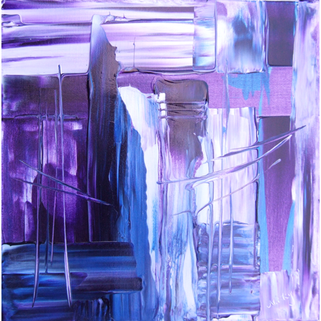 Violet Reflections 2